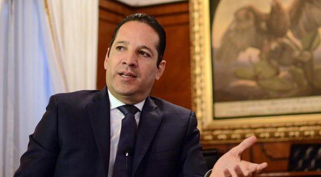 Pancho Domínguez tiene Coronavirus