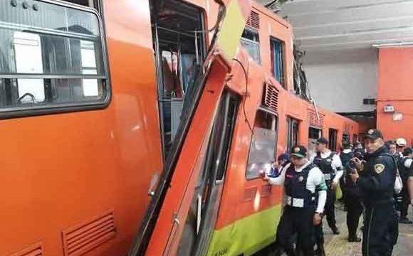 Un muerto y 41 heridos deja choque en el Metro de la CDMX