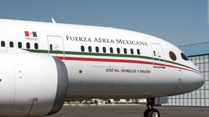 Que siempre sí se subirá AMLO al avión presidencial