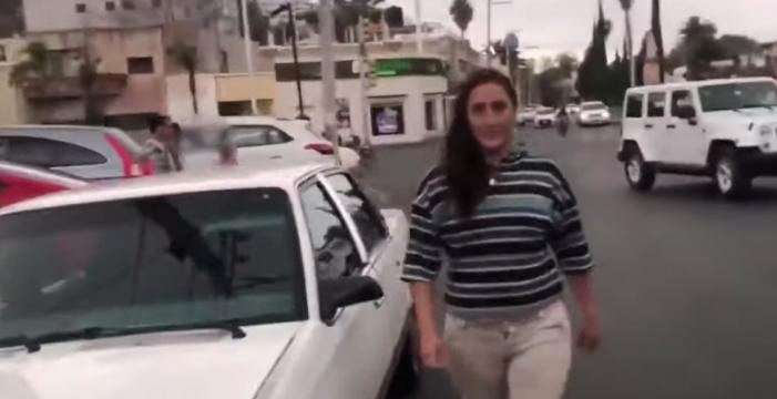 Lo que esta mujer hizo no tiene nombre