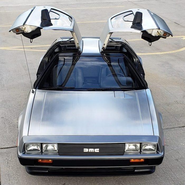 """En 2021 podrás comprar un DeLorean como el de """"Volver al futuro"""""""
