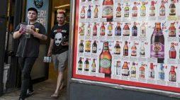 Australia toma medidas drásticas para el alcohol ante la pandemia