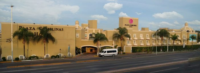 Hotel Plaza Camelinas estará disponible para el personal de salud del Hospital General