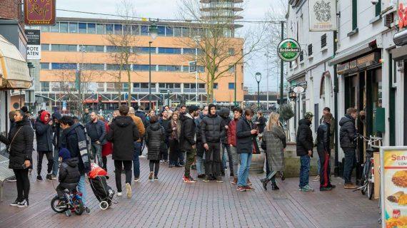 Compras de pánico en Holanda…pero de mariguana