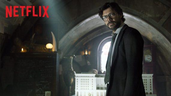 """Trailer oficial de """"La casa de papel"""" 4"""
