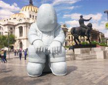 Creadores de esculturas apoyan que se rayen