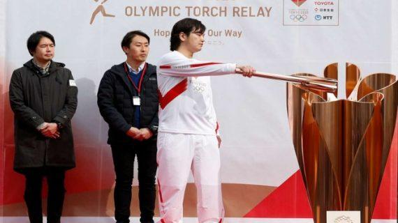 Encenderán la antorcha olímpica, sin espectadores