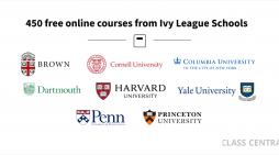 Cursos gratuitos de las mejores universidades del mundo ¡aprovecha estos días!