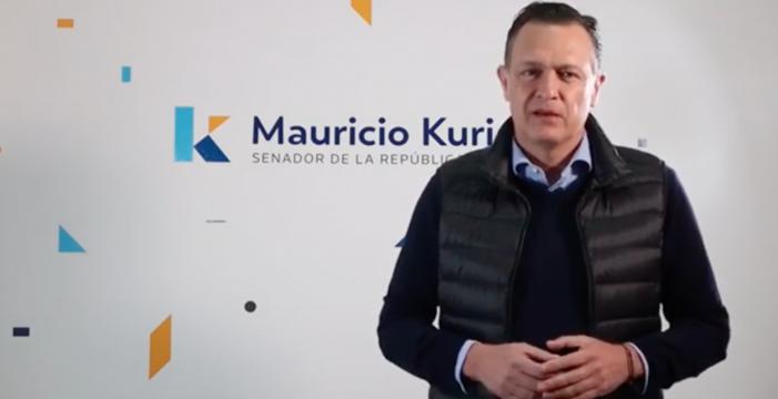 Anuncia Mauricio Kuri separación como coordinador de grupo parlamentario
