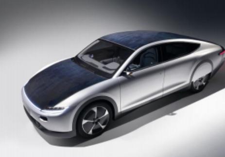 Lightyear One el coche del futuro