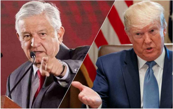 ¿Donald Trump es AMLO?