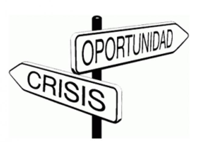 Crisis + Oportunidad ¿por qué no todos la encuentran?
