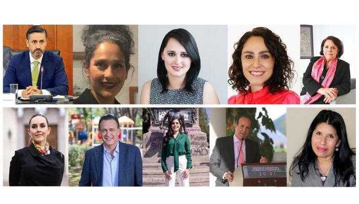¿Conoces a los candidatos a la gubernatura de Querétaro?