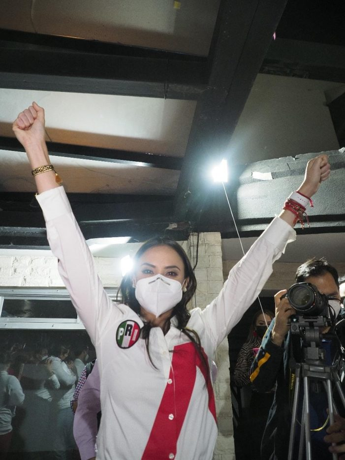 María Alemán inicia campaña rumbo a la Presidencia Municipal de Querétaro