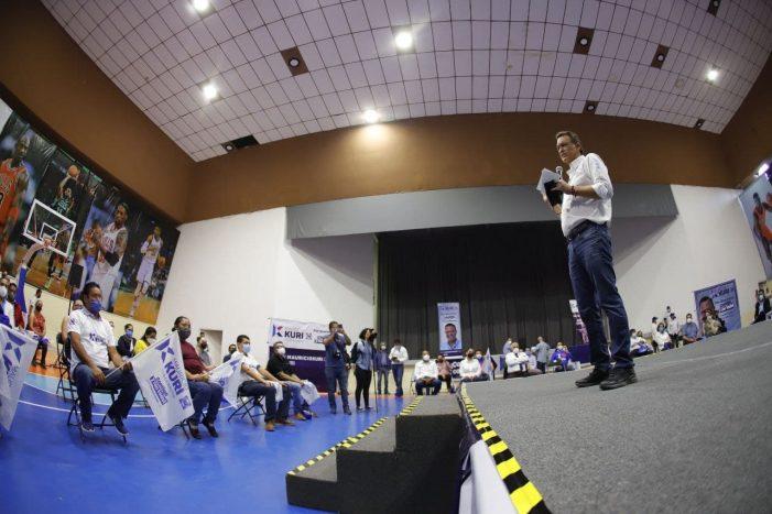 Kuri ofrece unidades móviles de salud preventiva en los 18 municipios
