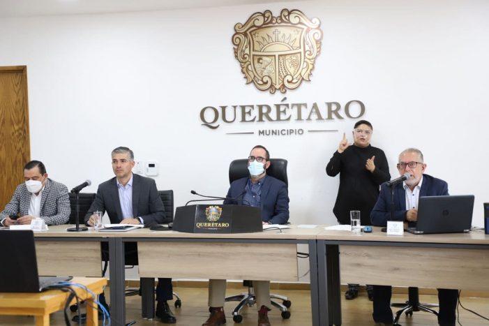 Municipio de Querétaro aprueba el Programa Anual de Mejora Regulatoria 2021