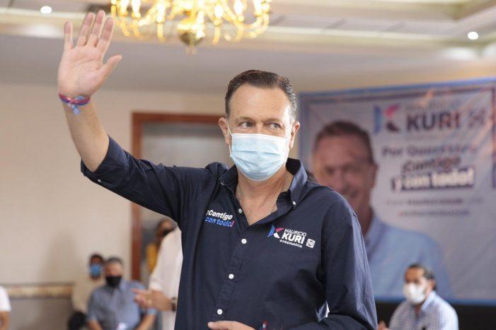 Querétaro no será opción para que quiebren las empresas: Kuri