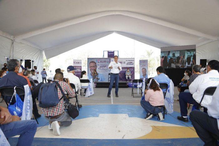 Mauricio Kuri quiere blindar Querétaro contra la delincuencia