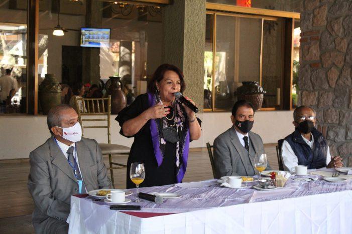 Celia Maya garantiza mejorar sistema de justicia en Querétaro