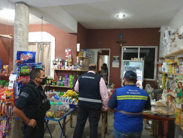 Continúan recorridos en tianguis, mercados y comercio establecido en Querétaro