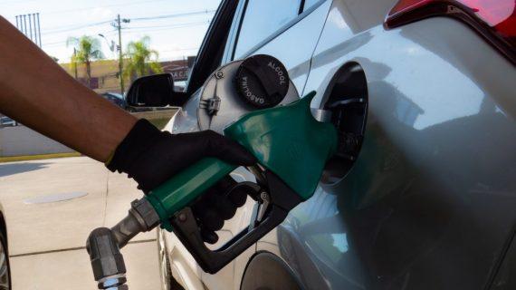 Cerca de los 25 pesos el costo de la gasolina premium