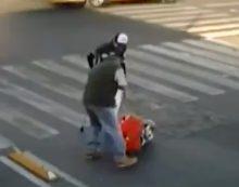 Se vuelve tendencia ciclovía en la que todos caen en Puebla