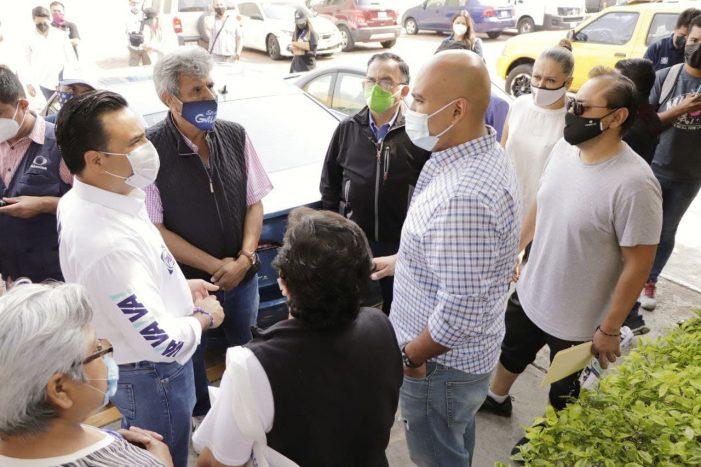 Luis Nava propone dos subcomandancias de Guardia Nacional en Querétaro