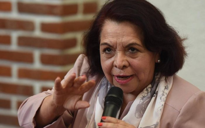 Celia Maya condena violencia contra su equipo de campaña en San Juan del Río