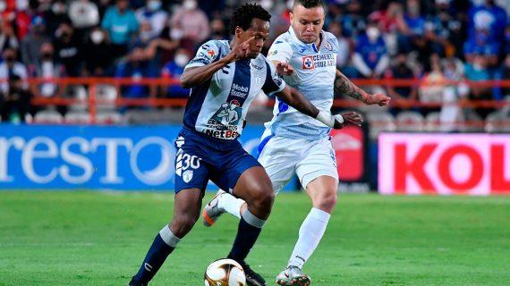 Pachuca y Cruz Azul empatan 0-0 y dejan lo mejor para el juego de vuelta