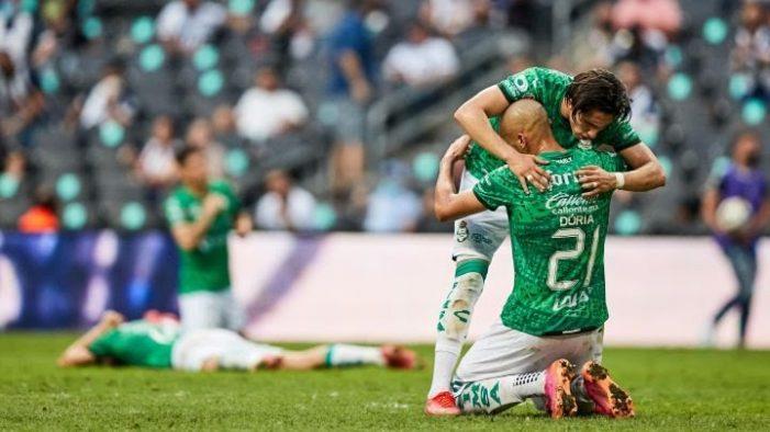 Santos empata de forma agónica y se cuela a la semifinal