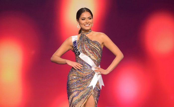La mexicana Andrea Meza es Miss Universo 2021