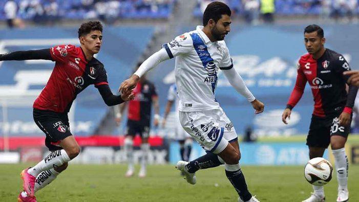 Puebla se convierte en n el primer semifinalista del fútbol mexicano