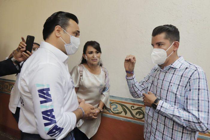 Inclusión, respeto y apoyo a grupos vulnerables: Luis Nava