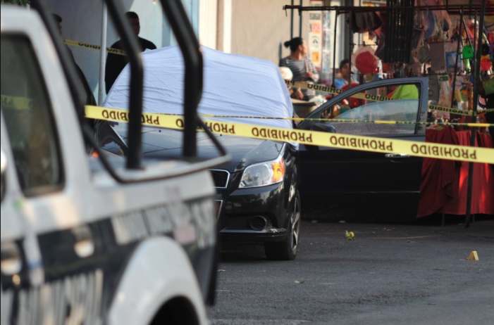 LA VIOLENCIA CRECE EN MÉXICO
