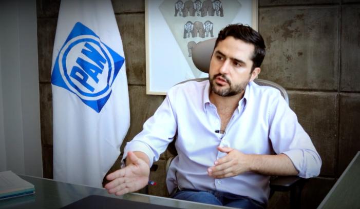 """""""El ciudadano debe calificar al gobernante"""" Agustín Dorantes"""