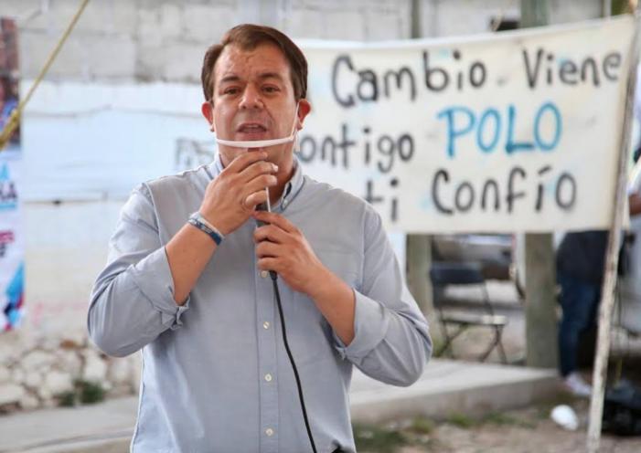 TRABAJARÁ POLO BÁRCENAS POR GARANTIZAR LA SEGURIDAD DE LOS COLONENSES