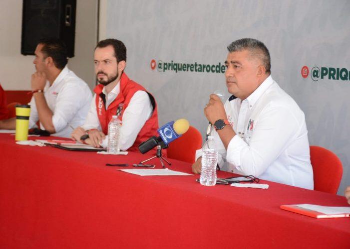 PRI denuncia a trabajadores de la CEA por presunta intromisión en proceso electoral en Colón