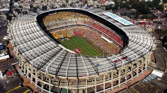 Estadio Azteca se mantendrá en 25 por ciento de aforo para la final del futbol mexicano
