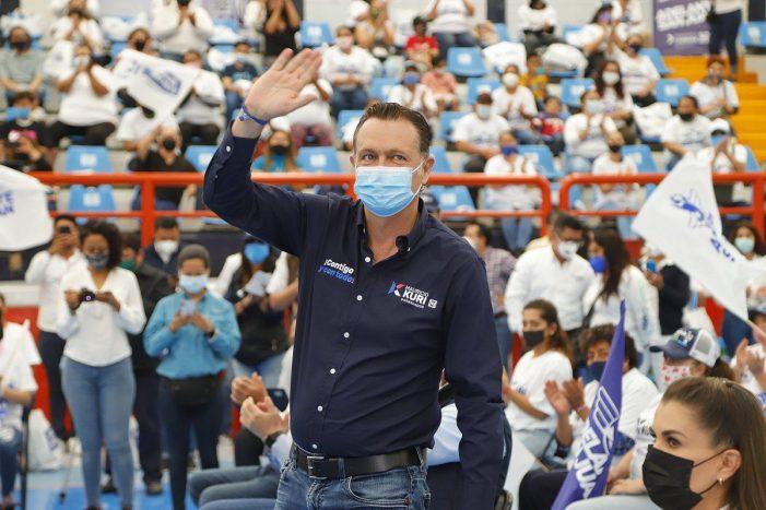 Mauricio Kuri refrenda compromisos con San Juan del Río
