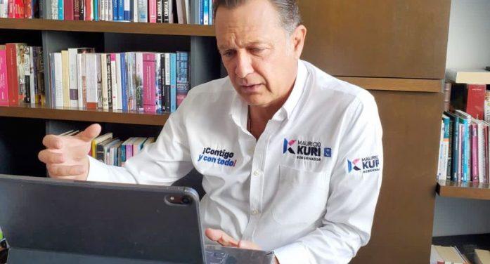 Mauricio Kuri quiere conectar a todo Querétaro