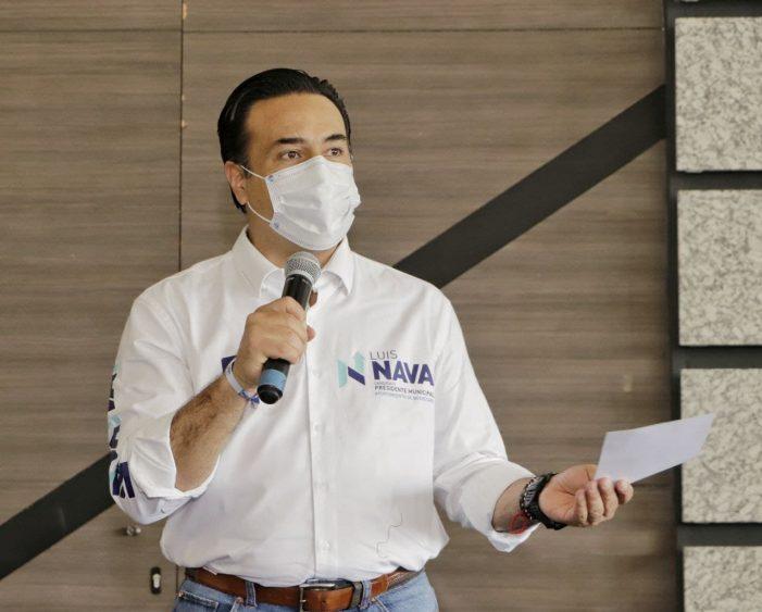 ¡Vamos ganando!: Luis Nava