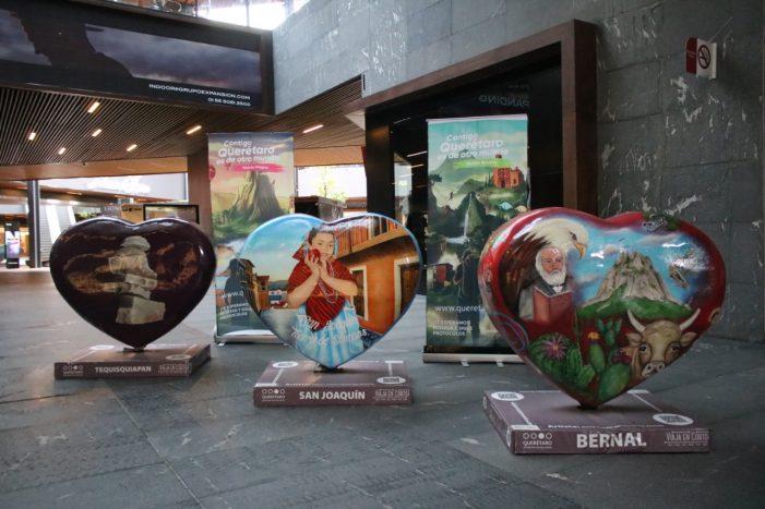 Inauguran exposición El latido de los Pueblos Mágicos del Centro Occidente