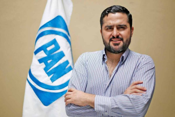 Diputadas y diputados locales electos del PAN son perfiles probados: Agustín Dorantes