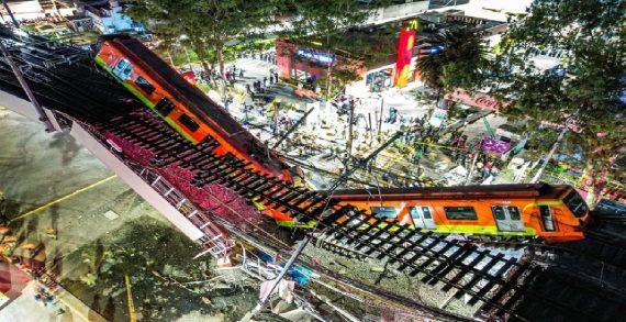 ¡Tu ru rú!, colapso en L12 del Metro fue por fallas en su construcción