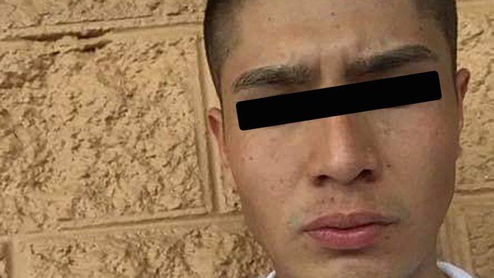 """Diego Armando """"N"""" se entrega a las autoridades"""