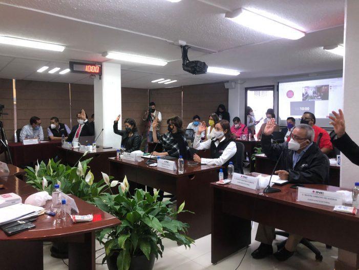 Órganos electorales en Querétaro declaran iniciada la jornada