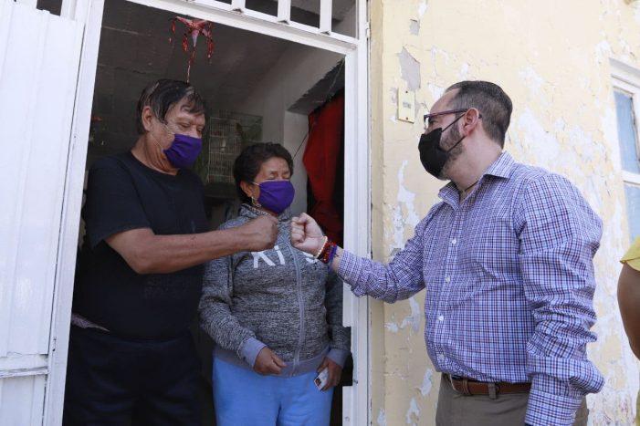 Municipio reinicia entrega de credenciales para Médico en tu Calle
