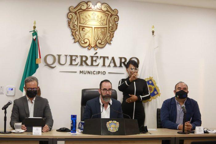 Municipio de Querétaro instalará oficina especializada de Patrimonio Mundial, Sitios y Monumentos