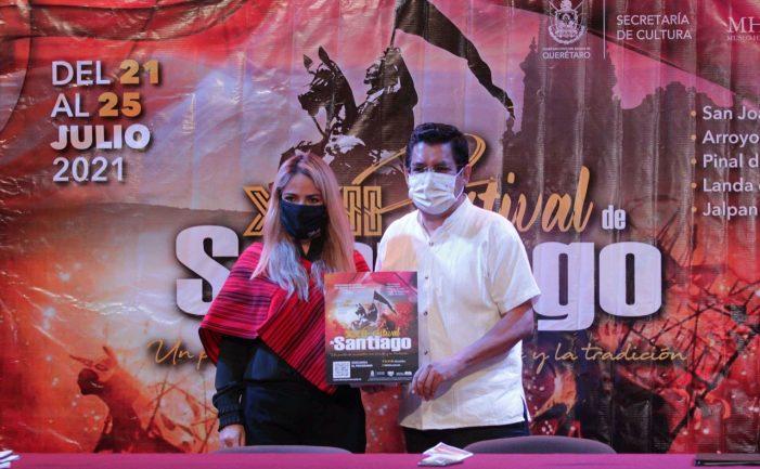 Festival Santiago se desarrollará en la Sierra Gorda