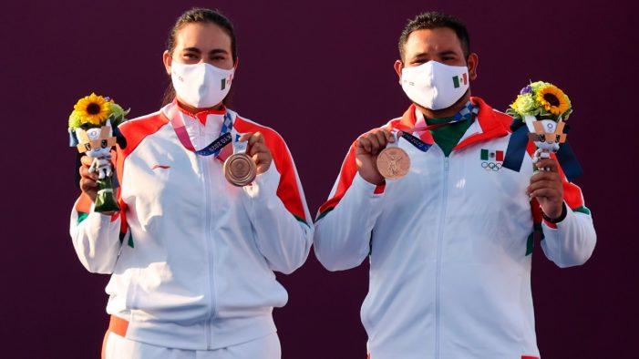 Cae la primera medalla para México en Tokio 2020